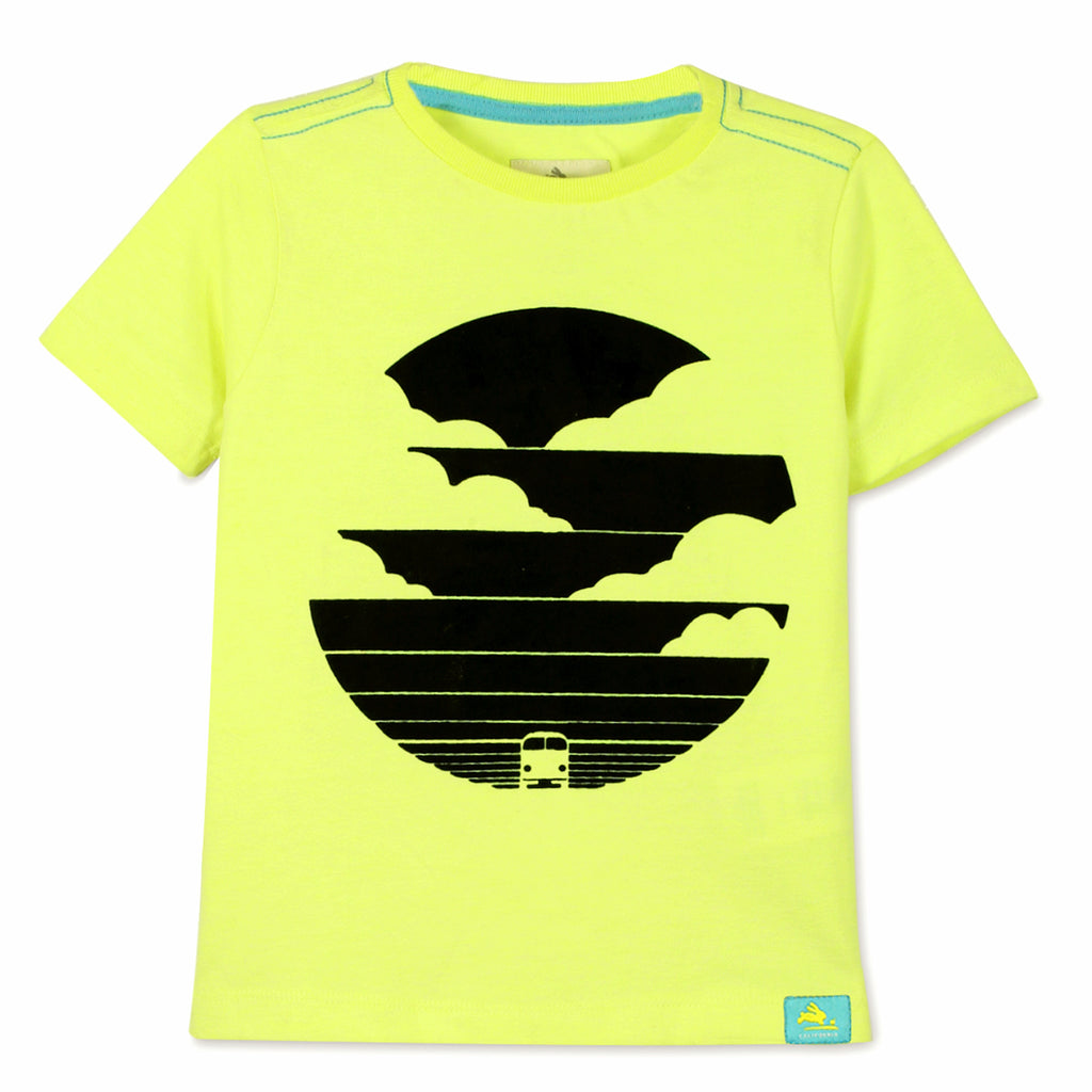 beach-skyline-graphic-tee