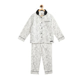 Dalmatian Plush Nightsuit for  Boys & Girls