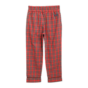 Iconic Check Nighsuit for  Boys & Girls