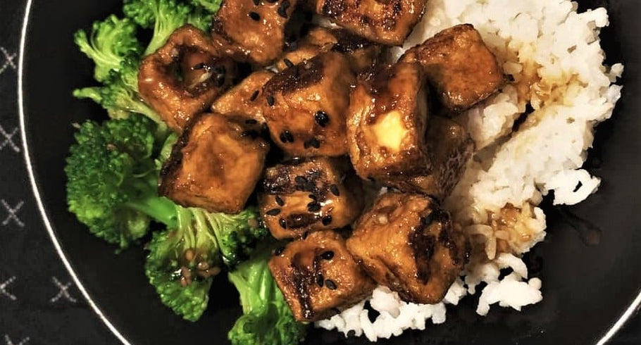Neapolitan Herb Marinated Tofu