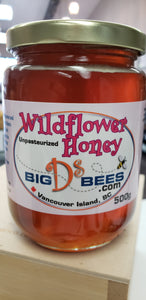 Big D's Bees Honey