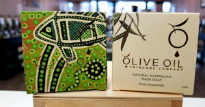 Olive Oil Skin Care Company Soap
