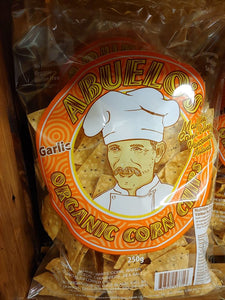 Abuelo's Corn Tortilla Chips 250g