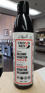 Crow's Nest Balsamic Reduction