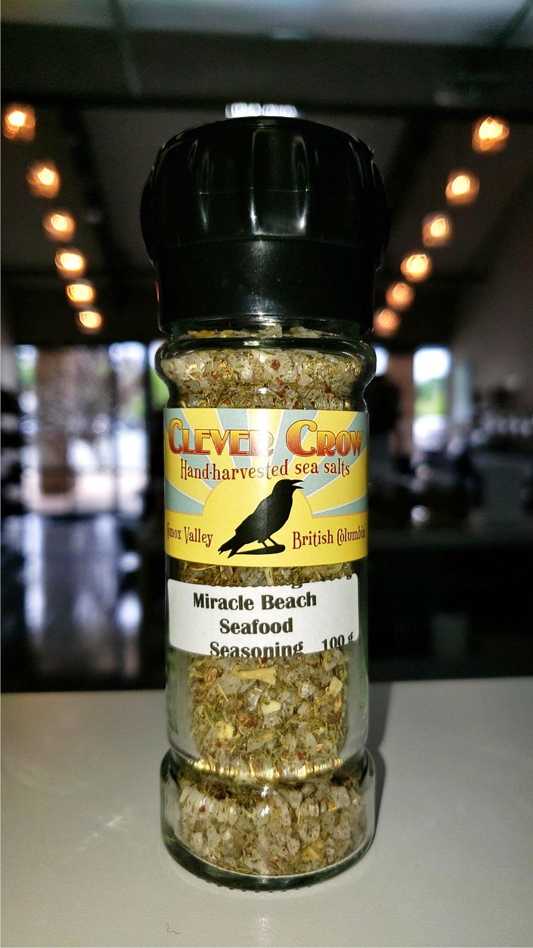 Clever Crow Miracle Beach Seasoning Grinder