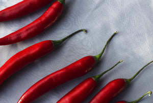 Cayenne Chili Pepper Oil