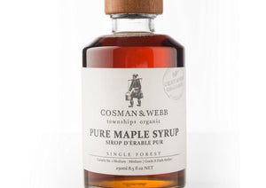 Cosman and Webb Township Organic Pure Maple Syrup