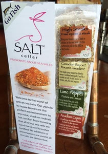 Salt Cellar Travel Pack
