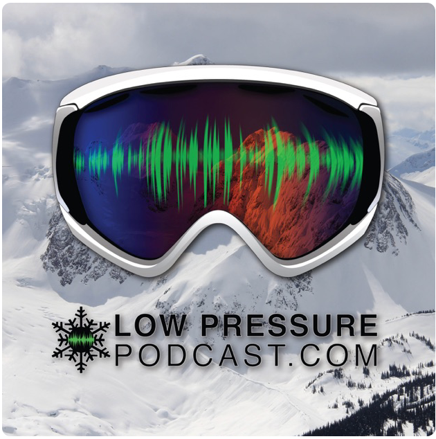 Mountain Gazette on Low Pressure Podcast