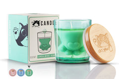 Cat Paw Scented Candle - a Unique and Cute Gift for Cat Lovers