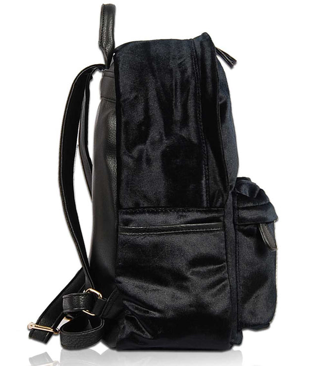 Bramble Velvet Backpack BP1447 - Vietafashion
