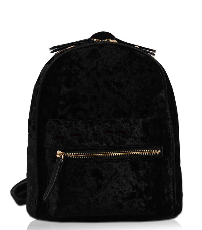 Topaz Velvet Backpack BP1459 - Vietafashion