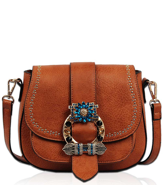 Crystal Cross Body FL1518 - Vietafashion