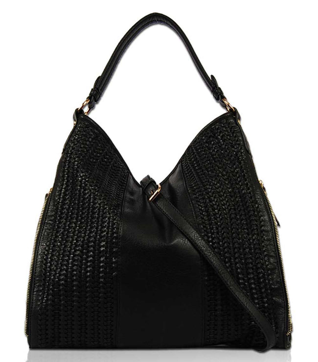 Rosalie Hobo Shoulder Bag FL1694 - Vietafashion