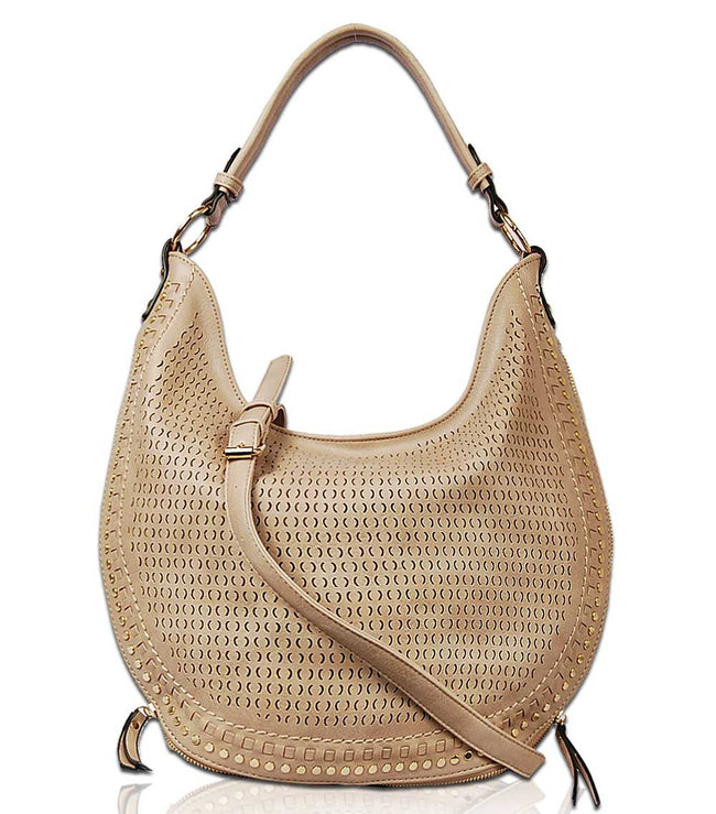 Eduarda Hobo Shoulder Bag FL1702 - Vietafashion