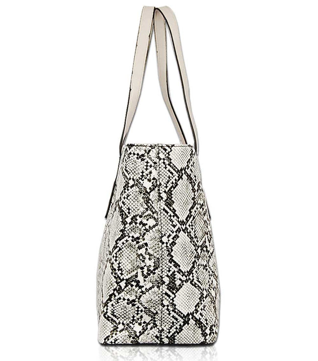 Aubree Reptilian Skin Look Shoulder Bag PY1740 - Vietafashion