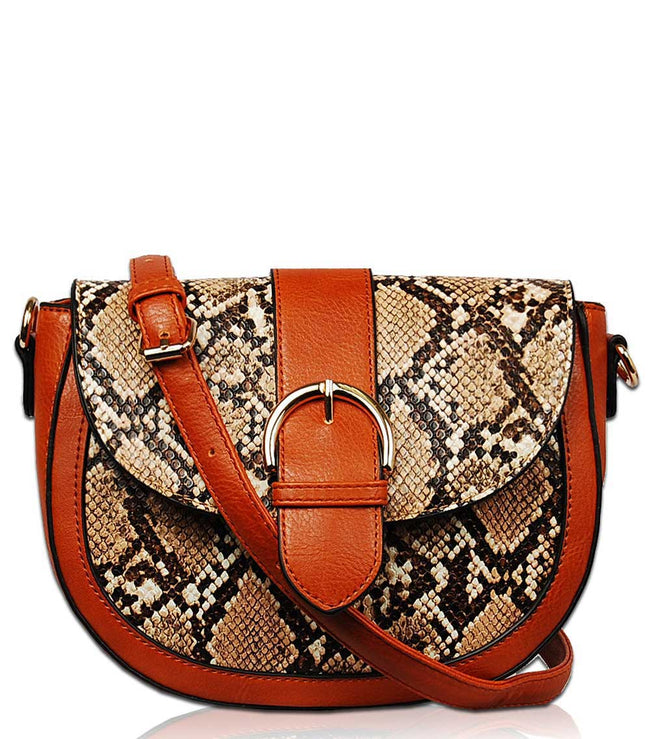 Arely Python Cross Body PY1784 - Vietafashion