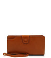 Roxie faux shiny leather Wallet WA1424-1 - Vietafashion