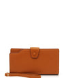 Roxie faux embossed leather Wallet WA1424-3 - Vietafashion