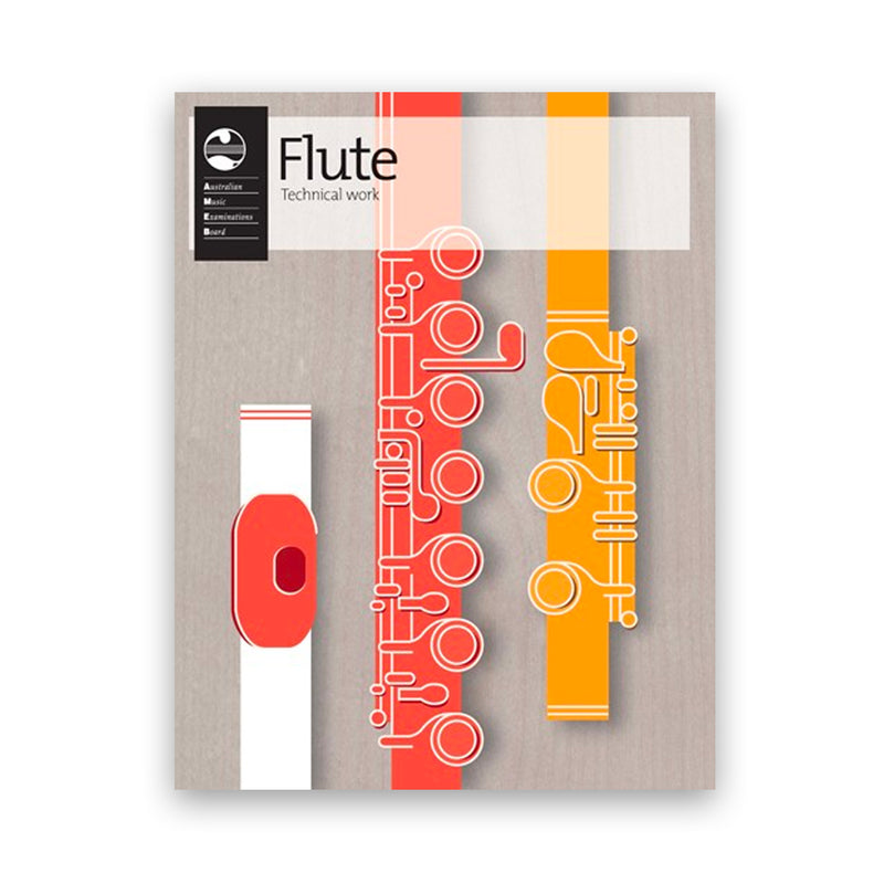 Flute Technical Work Book