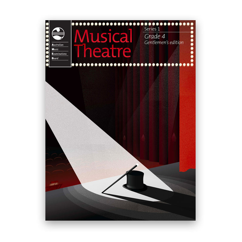 Musical Theatre Series 1 - Grade 4 Mens Edition