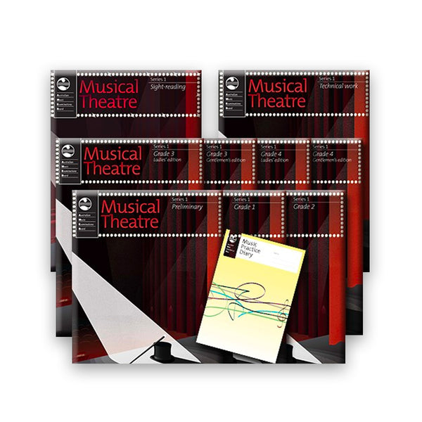 Musical Theatre Series 1 - Teacher Pack