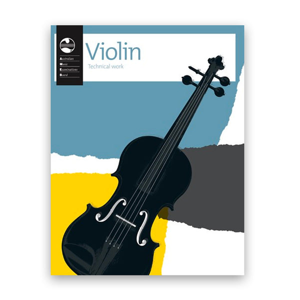 Violin Technical Workbook