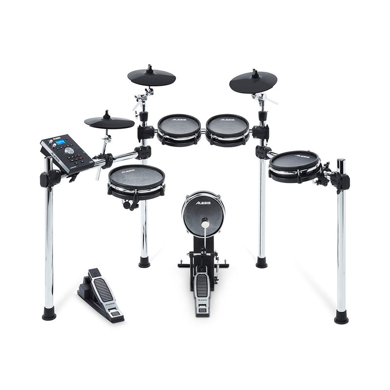 Alesis Command Mesh Kit 5-Piece Electronic Drum Kit w/ All Mesh Heads & 3 Cymbals