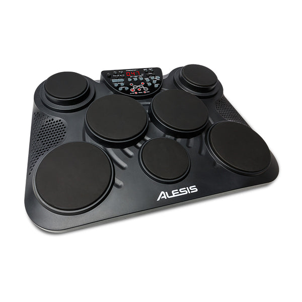 Alesis CompactKit 7 7-Pad Portable Tabletop Drum Kit - More Stock Arriving January 2021