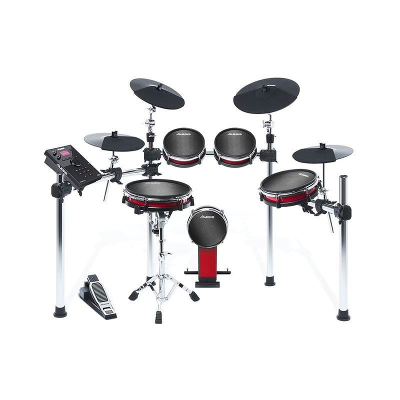 Alesis Crimson II 5-Piece Electronic Drum Kit w/ Mesh Heads & 4 Cymbals