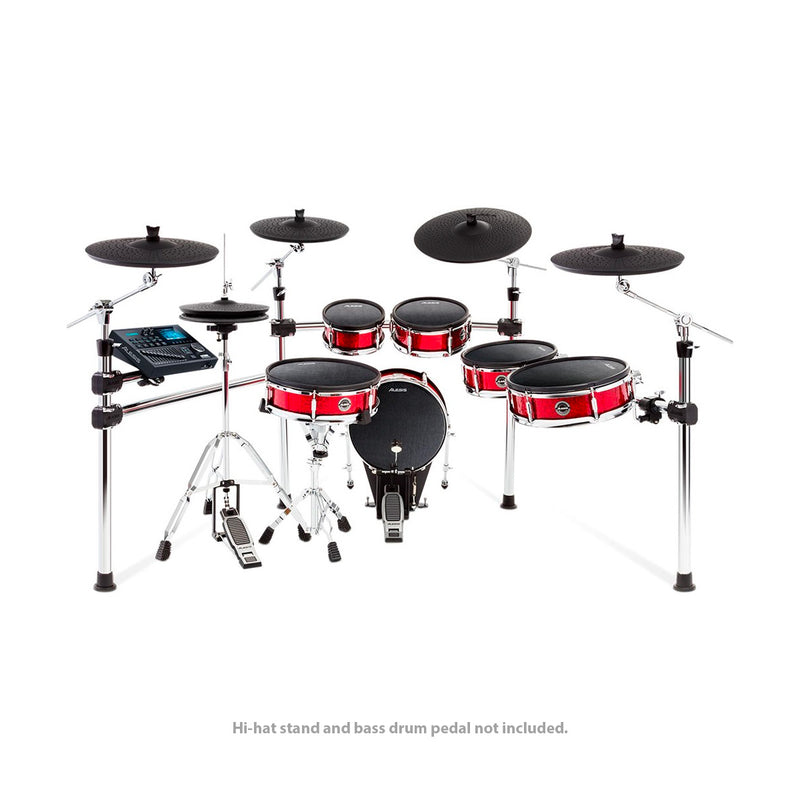 Alesis Strike Pro SE 6-Piece Professional Electronic Drum Kit w/ Mesh Heads & 5 Cymbals