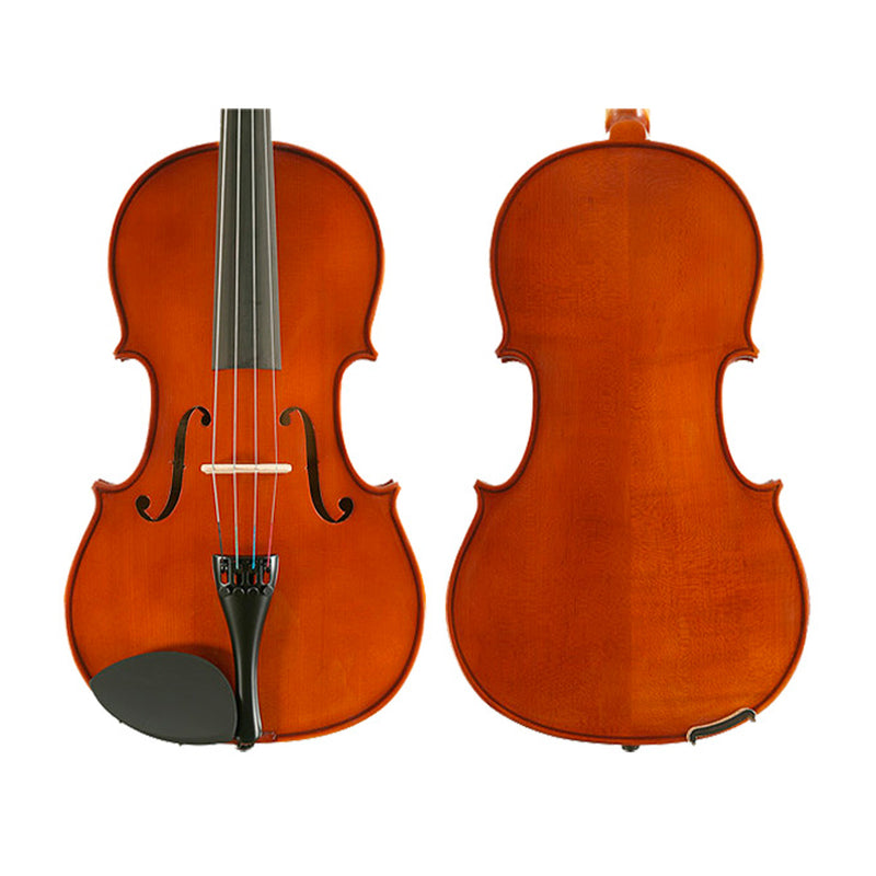 Enrico Student Plus Viola Outfit - 14 inch - Includes Professional Setup