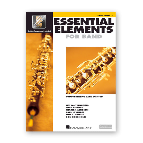 Essential Elements for Band EEi Book 1 - Instrumental Books