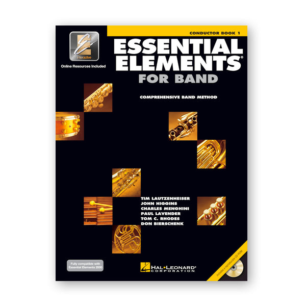 Essential Elements for Band EEi Book 1 - Score