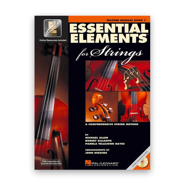 Essential Elements for Strings EEi Book 1 - Score