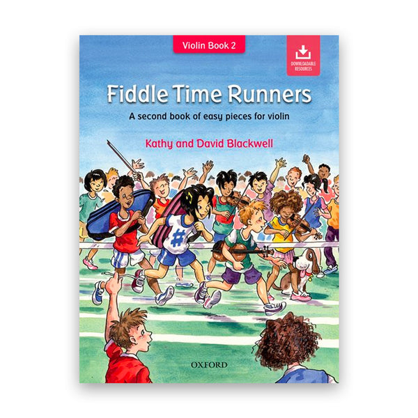 Fiddle Time Runners with CD - New Edition