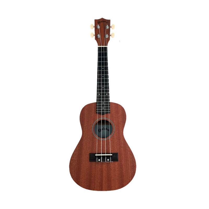 Ke-Aloha BU23 Concert Mahogany Ukulele in Natural Matt Finish