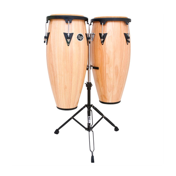 "LP Aspire Congas - 10"" & 11"" Natural Wood"