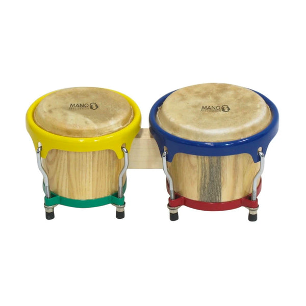 "MANO MP72H Tunable Bongo 6"" & 7"""