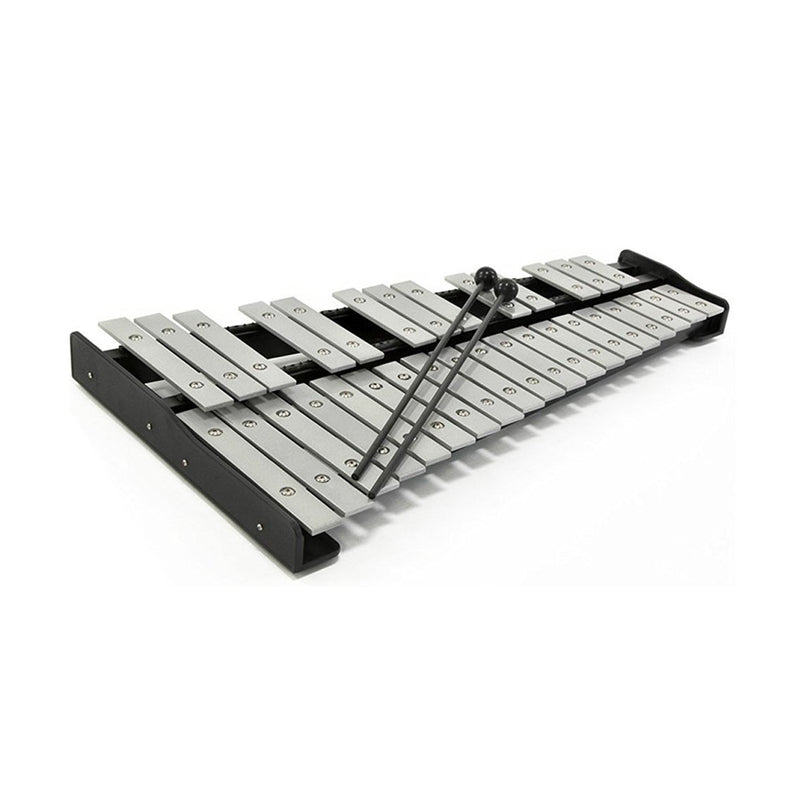 Majestic M8200 Chromatic Glockenspiel 2.5 Octaves F2-C5 w/Bag