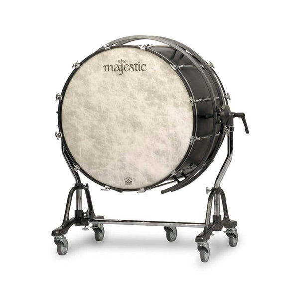 Majestic MD3618A Bass Drum 36' x 18' with Suspension Stand