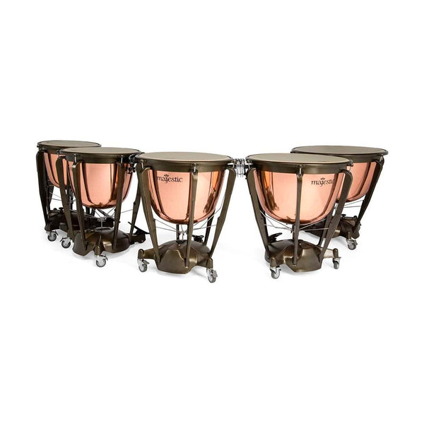 "Majestic MP3200 Timpani 32"" Cambered Symphonic Copper"