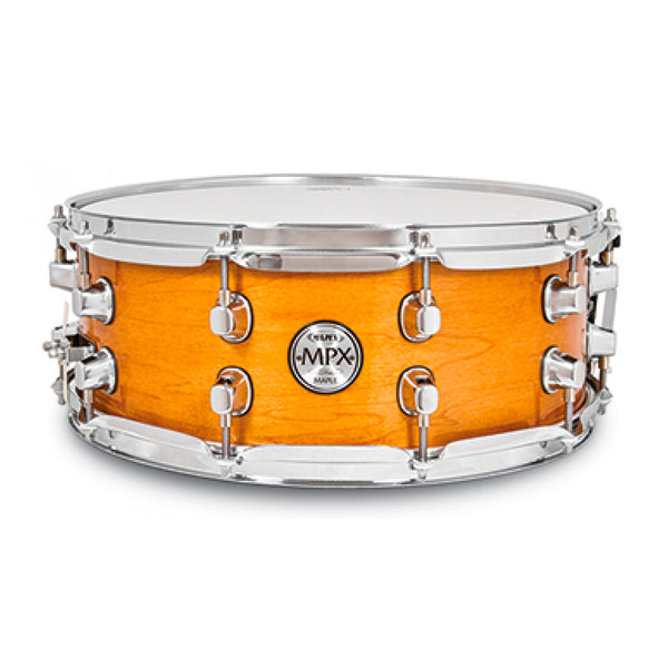 "Mapex MPX 14 x 5.5"" Maple Snare Drum - Natural"