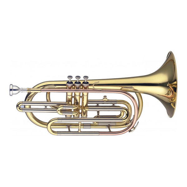 Woodchester WMTB-1100 Marching Valve Trombone in Key of Bb