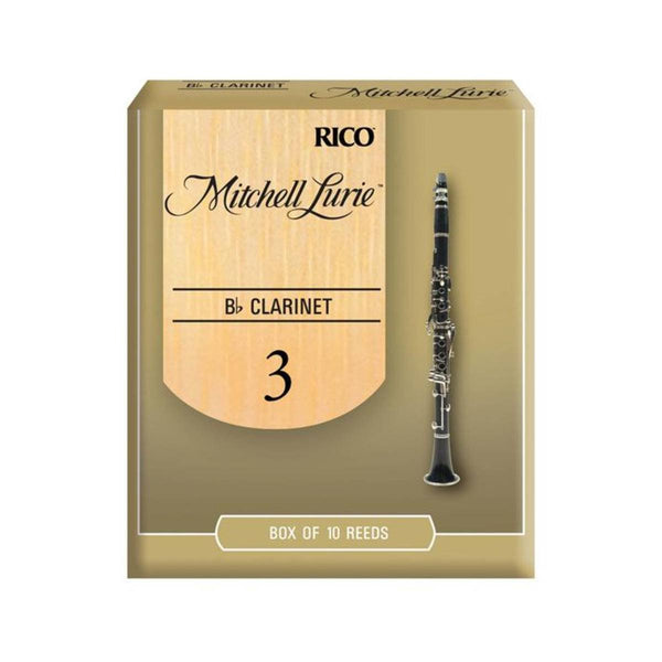 Mitchell Lurie B-flat Clarinet Reeds (Box of 10)