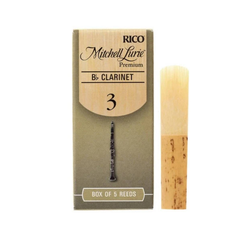 Mitchell Lurie B-flat Clarinet Reeds (Box of 5)