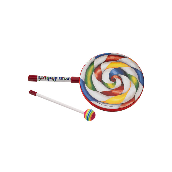 REMO 7108 Kids Percussion® Lollipop Drum® 8""