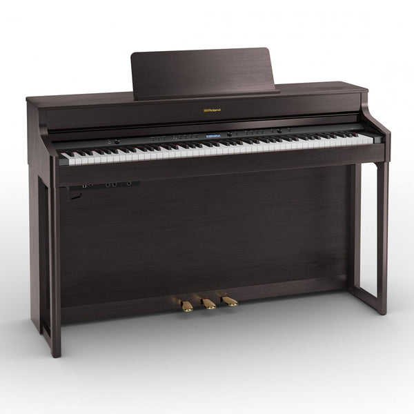 Roland HP702DR Digital Piano with bench Dark Rosewood (HP702DR)