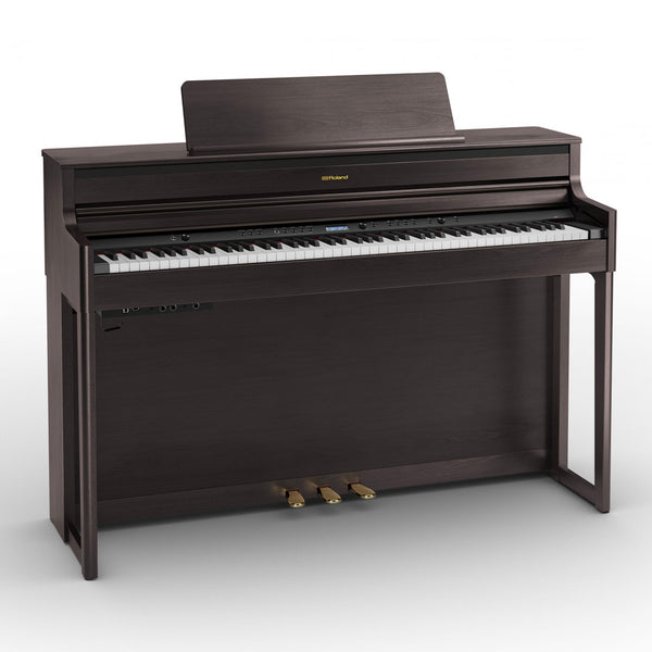 Roland HP704DR Digital piano with bench Dark Rosewood (HP704DR)
