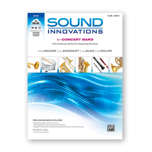 Sound Innovation Concert Band Book 1 - Instrumental Book